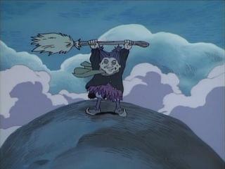 Муми-Тролли / Moomin Серия 42. Солнечное затмение