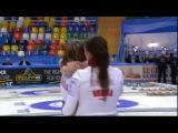 Женская сборная России по керлингу - бронзовый призер Чемпионата Европы-2011 в Москве